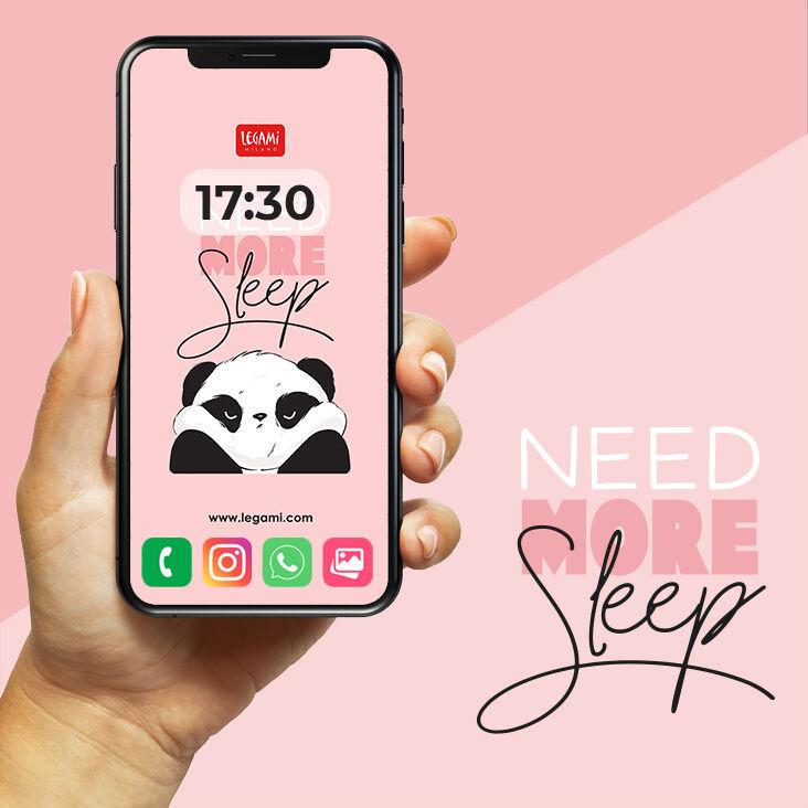 wallpaper legami panda