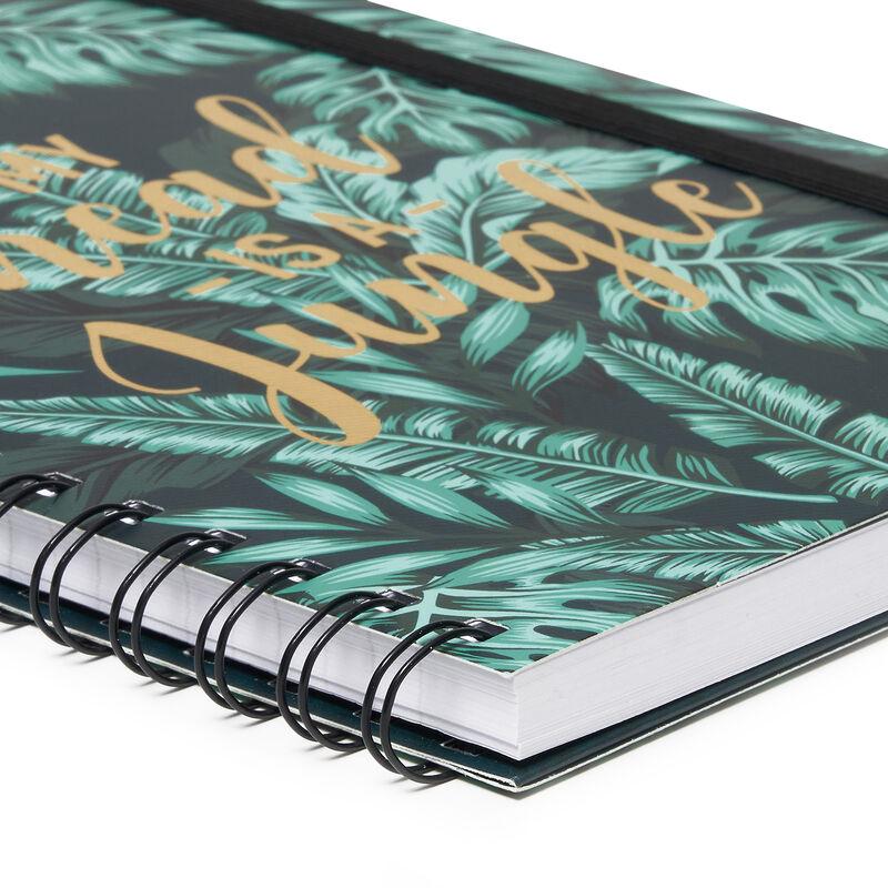 Trio - Quaderno con Spirale 3 in 1 - Foglio A4, , zoo