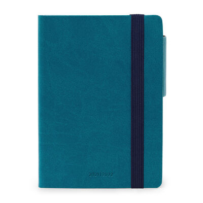 18-Month Weekly Diary - Small With Notebook - 2021/2022