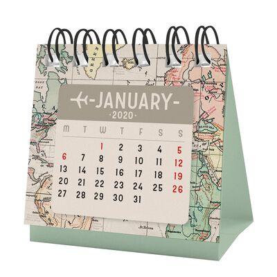 2020 - Micro Calendar
