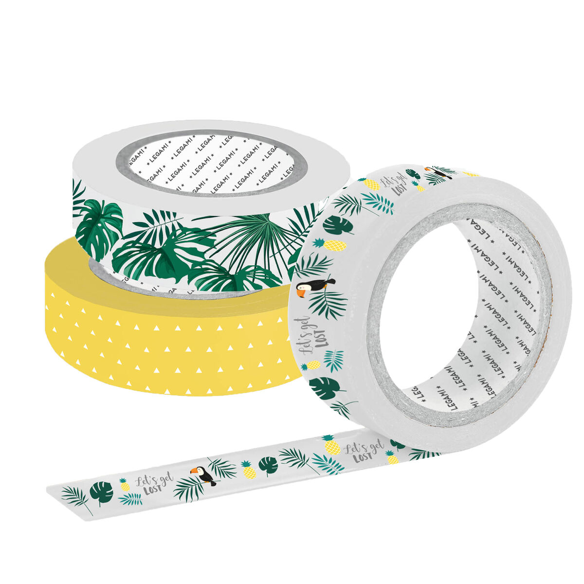 Tape By Tape - Set Of 3 Dream Paper Tapes, , zoom