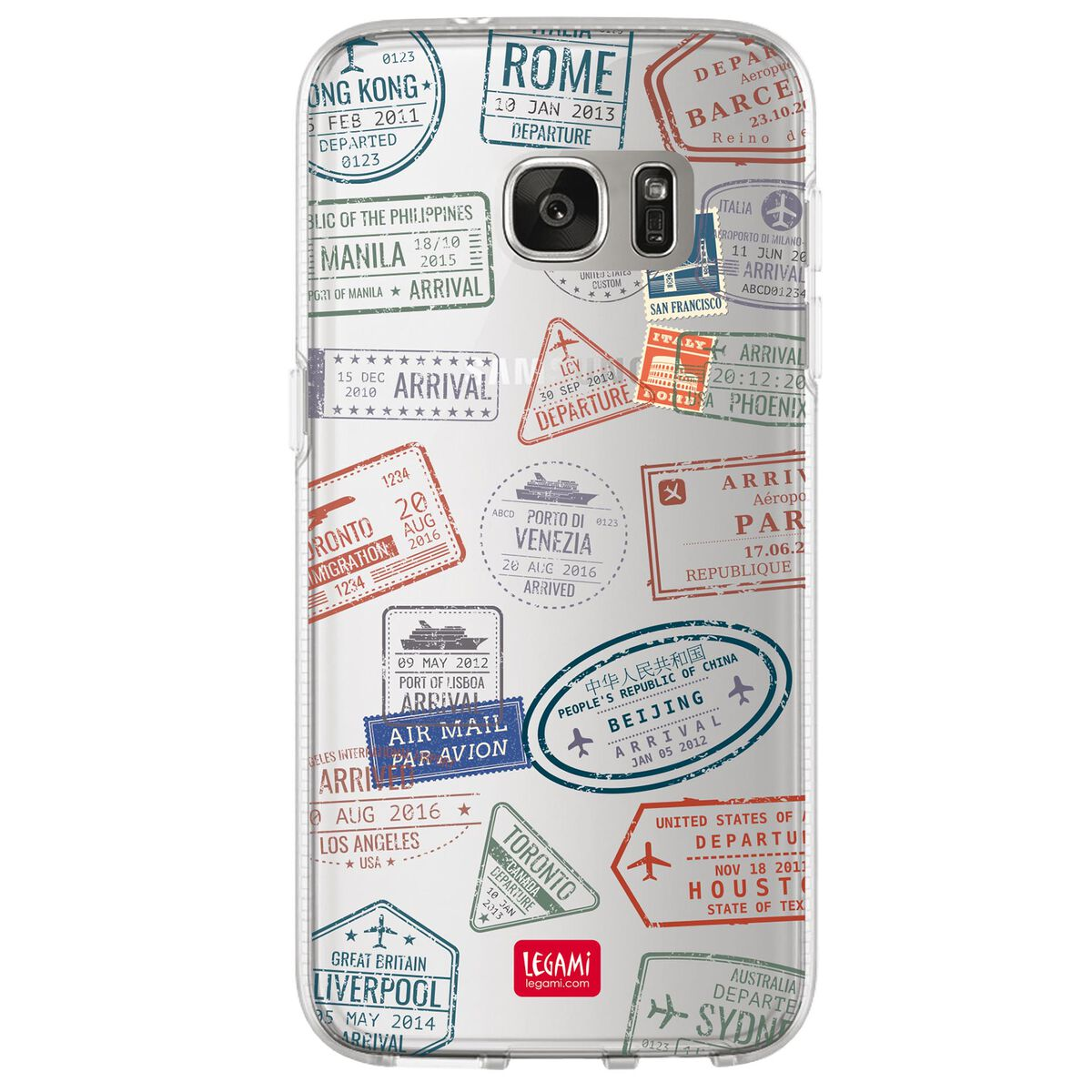 Clear Cover Samsung S7 Edge, , zoom