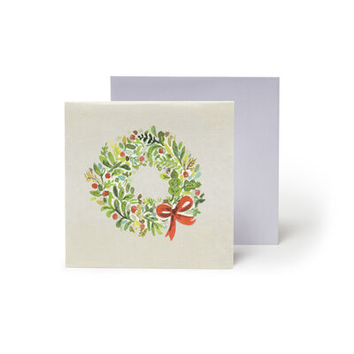 Christmas Pop Up Greeting Card - Small