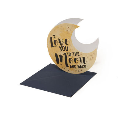 Greeting Cards - Luna