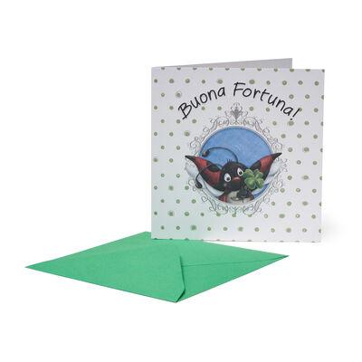 Greeting Cards - Buona Fortuna