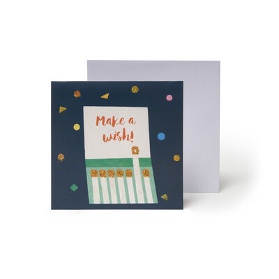 Small Pop Up Greeting Card - Birthday Party