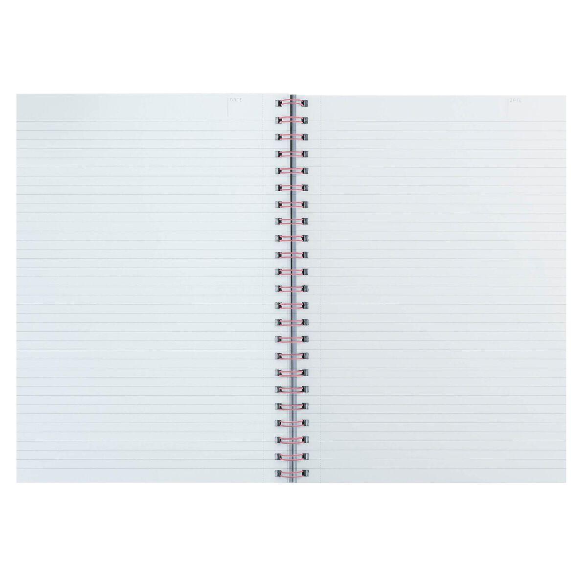 Quaderno a Righe con Spirale Foglio A5, , zoom