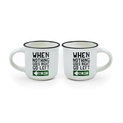 Espresso For Two - Tazzine da Caffè