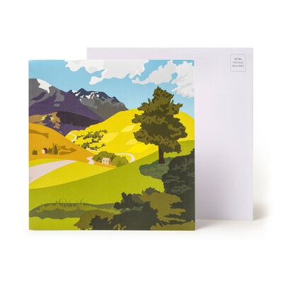 Pop Up Greeting Card - Large