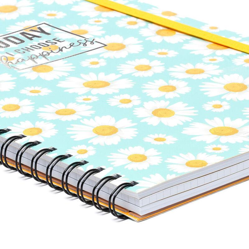 Trio - 3 in 1 Spiral Notebook - A4 Sheet - Maxi, , zoo