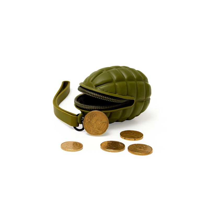 Silicone Coin Purse, , zoo