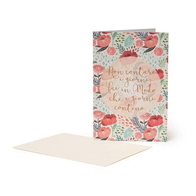 Greeting Cards - Fiori