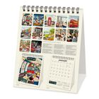 Desk Calendar 2022 - 12 X 14.5 Cm, , zoo