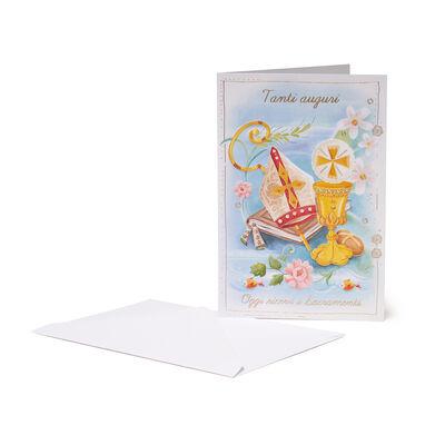 Greeting Card - Sacraments