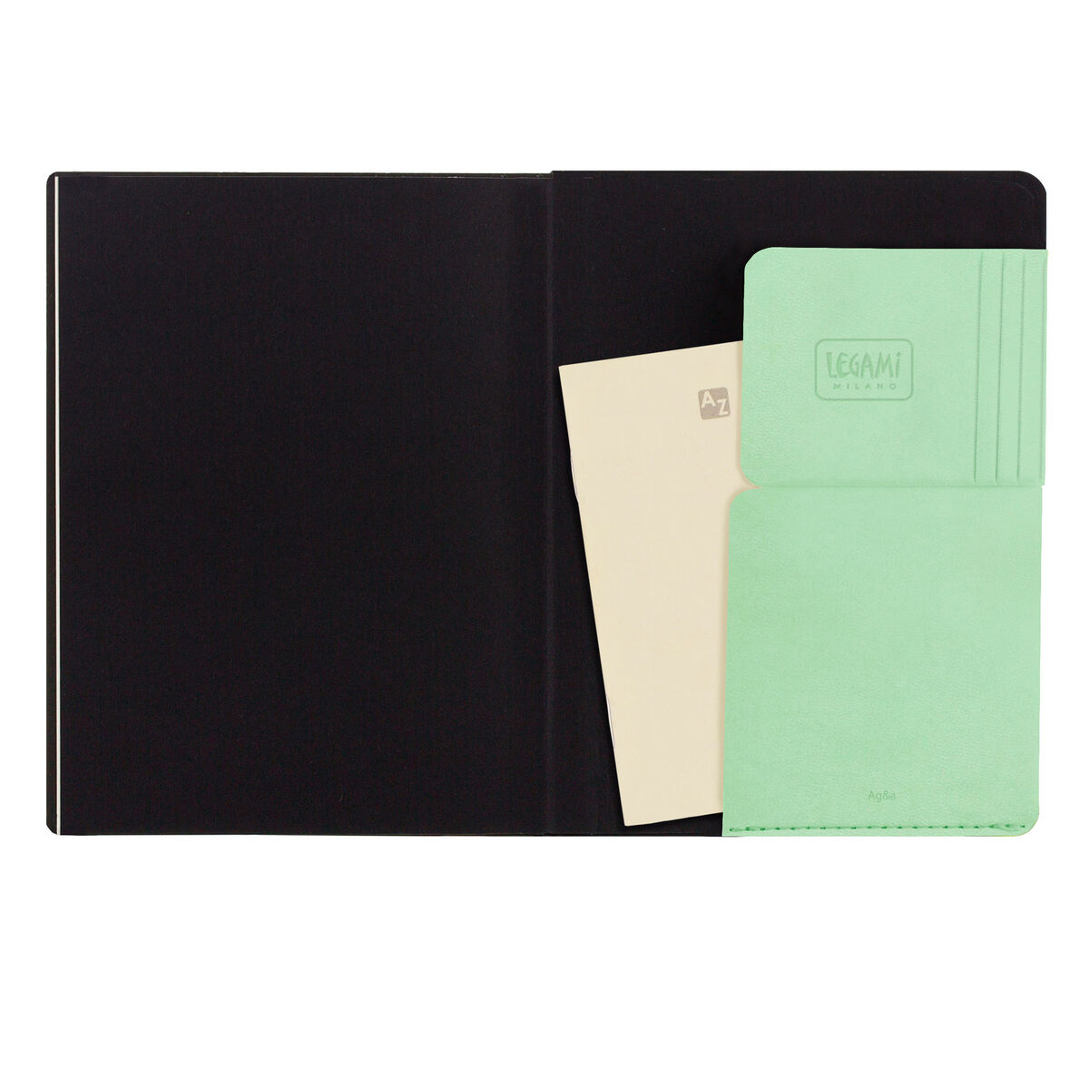 18-Month Weekly Diary - Small With Notebook - 2020/2021, , zoo