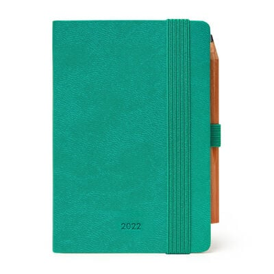 12-Month 2-Day Diary - Mini - 2022