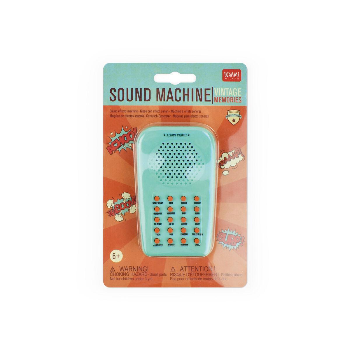 Sound Machine With Fun Sound Effects, , zoo