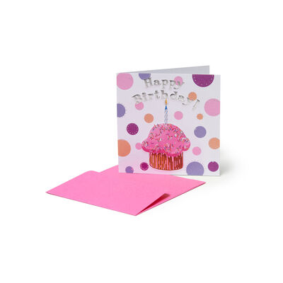 Greeting Cards - Cupcake