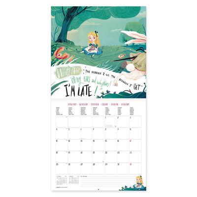 Calendario da Parete 2021 - 30x29 Cm