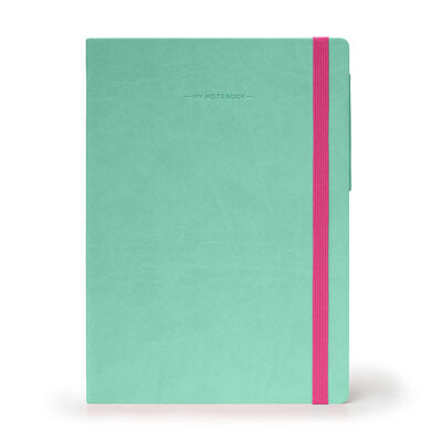 Large Notebook - Lined Paper