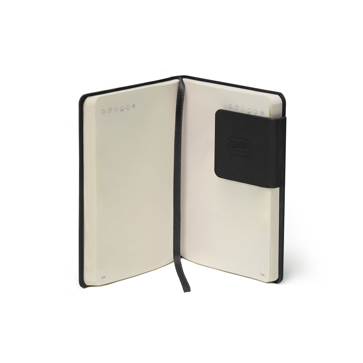 Small Notebook - Plain Paper, , zoom