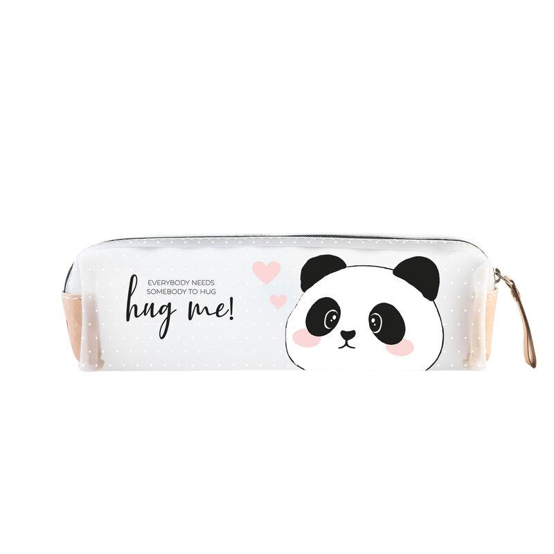 My Pencil Case - Transparent Pencil Case, , zoo