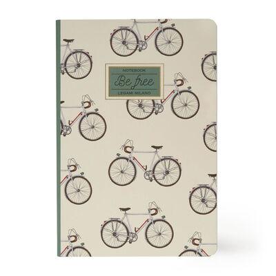 Lined Notebook - Medium - Sheet A5