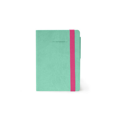 My Notebook - Small Squared