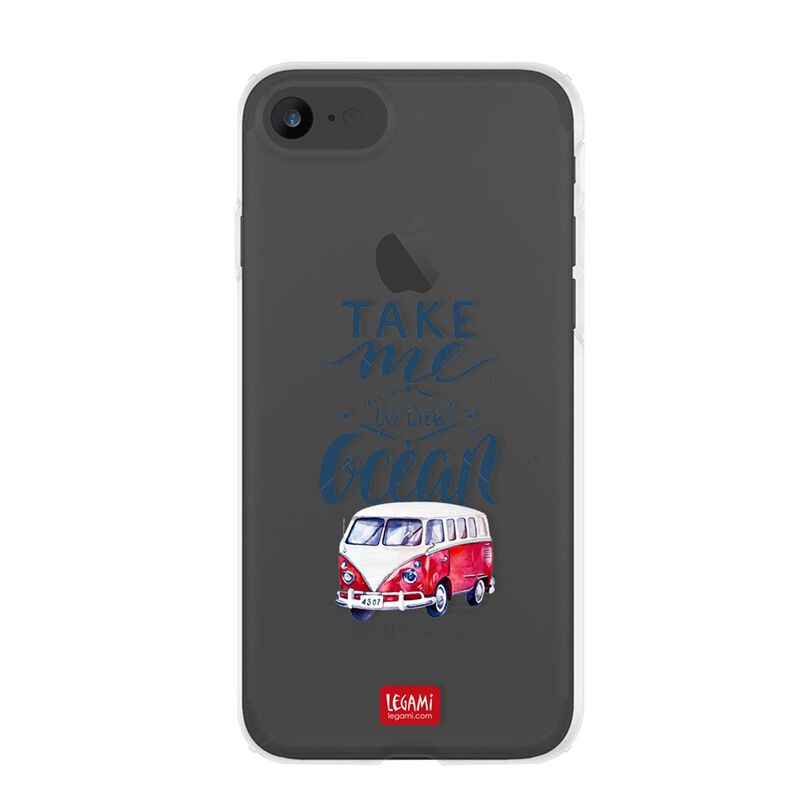 Clear Cover Iphone 7 / 8, , zoo