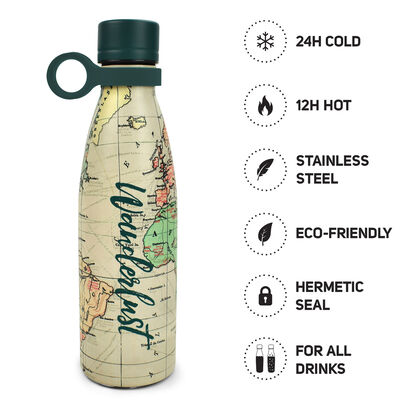 Hot&Cold - Bottiglia Termica 500 Ml