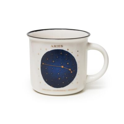 ARIES - COUNT YOUR LUCKY STARS MUG