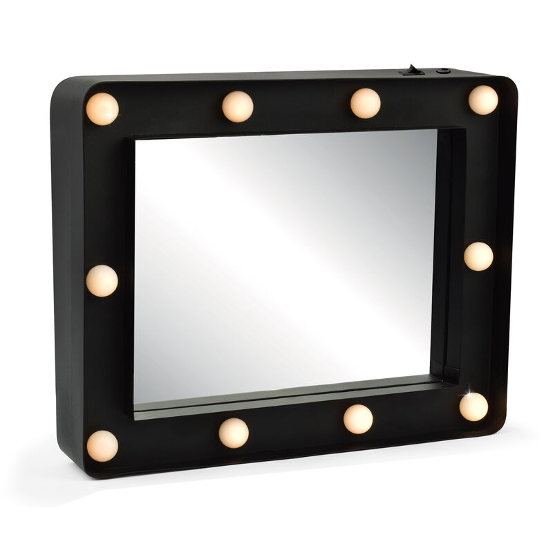 Mirror With Light, , zoo