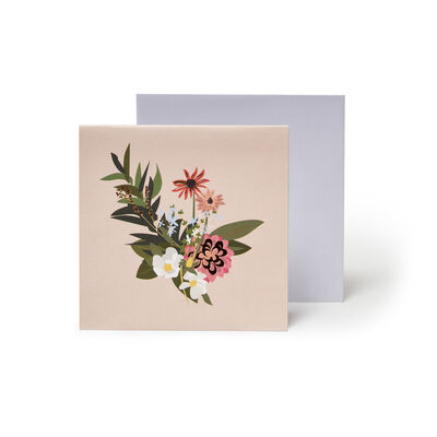 Small Greeting Card Pop Up - Beautiful Birthday - Tr292
