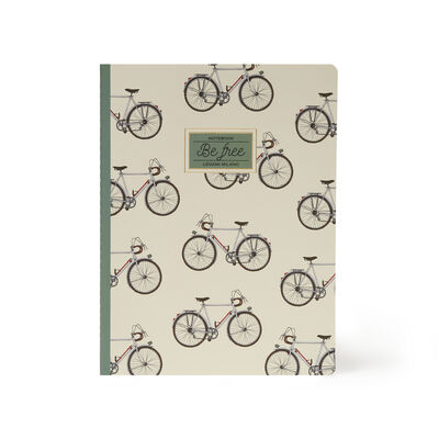 Lined Notebook - B5