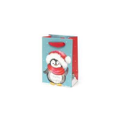 Sacchetto regalo natalizio - Small