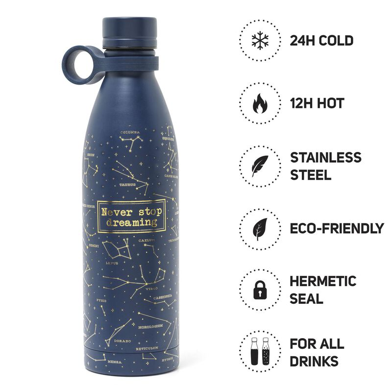 Hot&Cold - 800 Ml Vacuum Bottle, , zoo