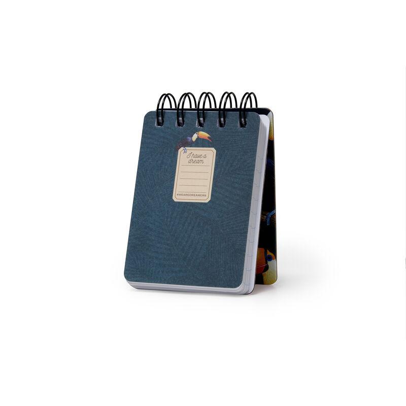Mini Notebook con Spirale, , zoom