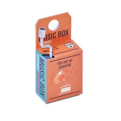 Music Box - Carillon a Manovella