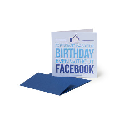 Greeting Cards - Facebook