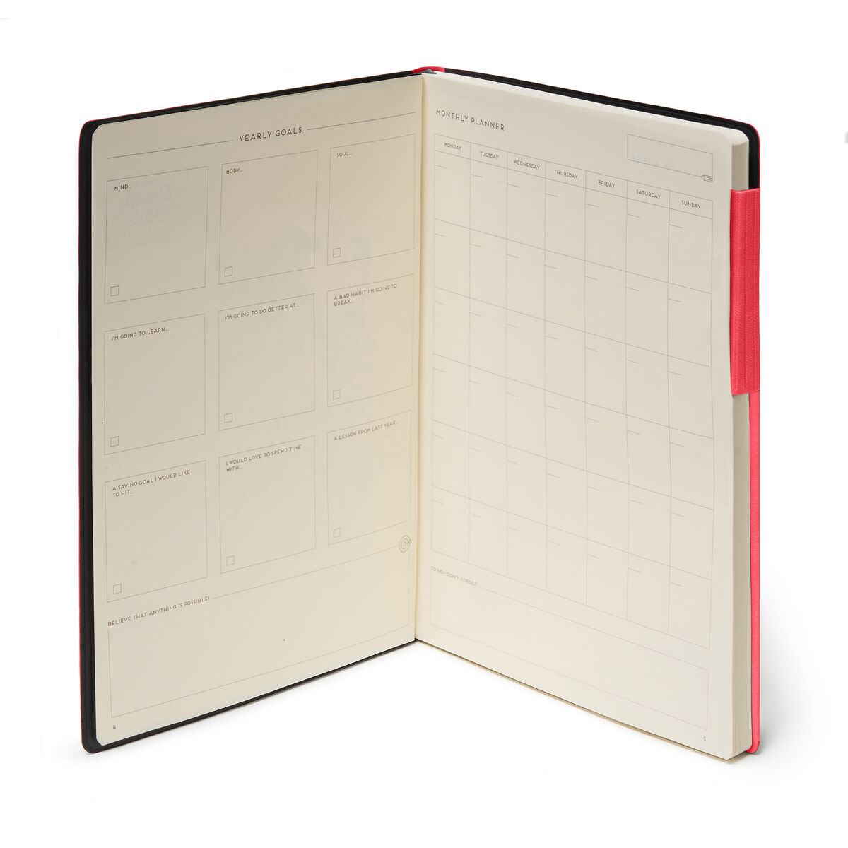 My Notebook - Large Plain, , zoo