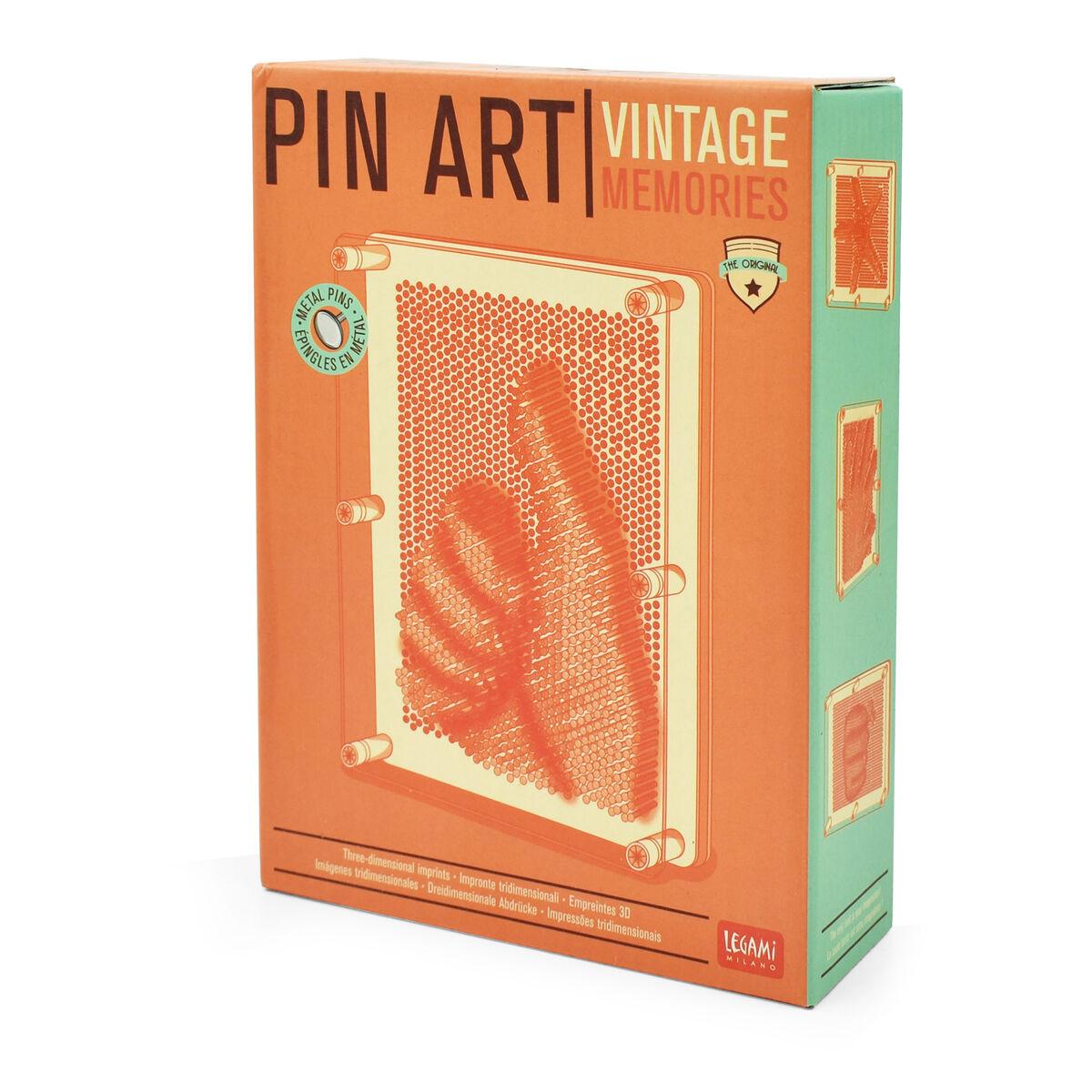Pin Art - 3D Imprint, , zoo