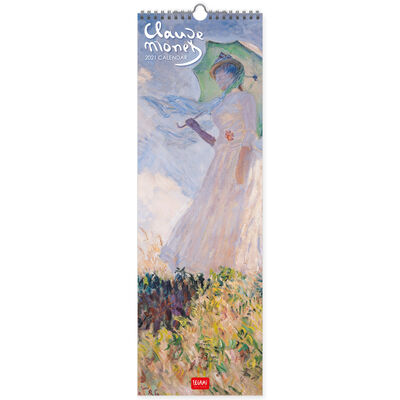 Wall Calendar 2021 - 16x49 Cm