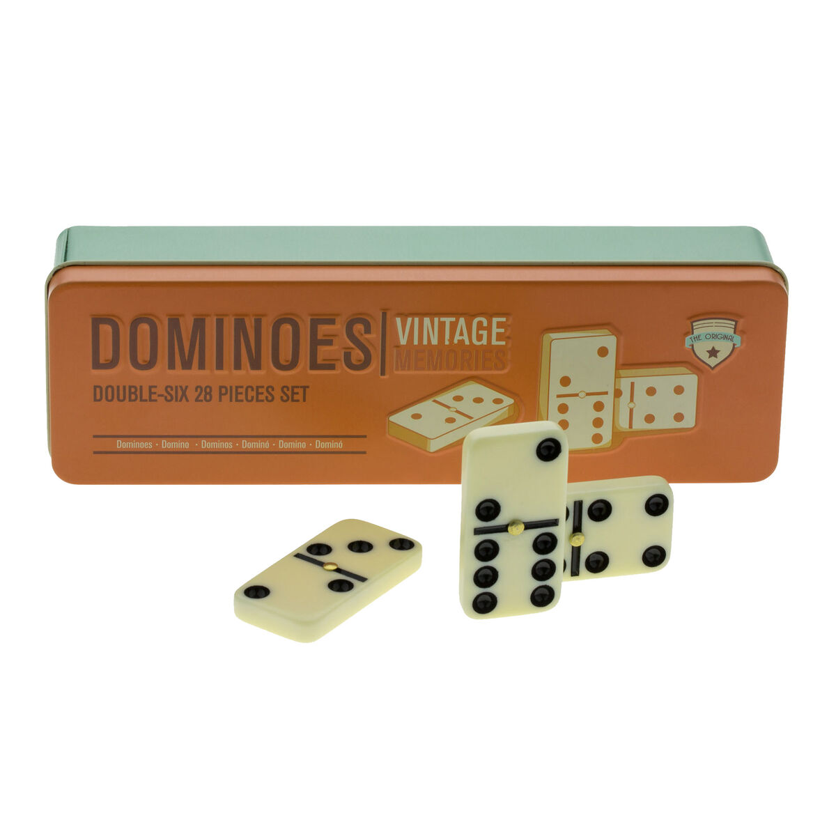 Playing Cards - Domino, , zoo