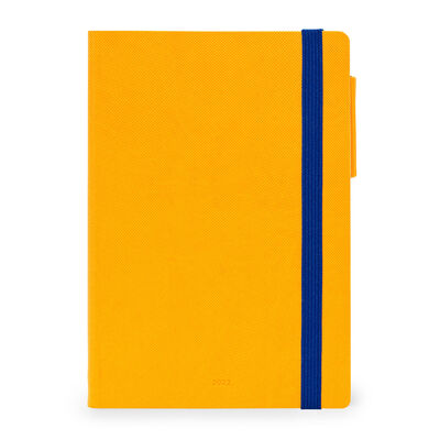 12-Month Weekly & Daily Diary - Large - 2022