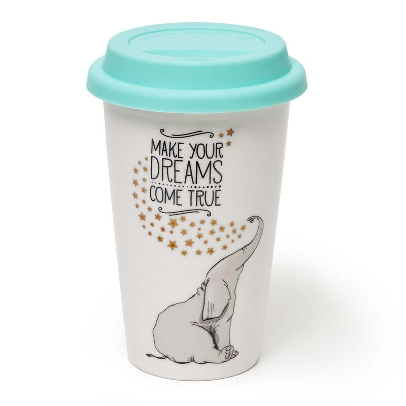 Tu Vuò Fa' L'Americano - Porcelain Mug, , zoo