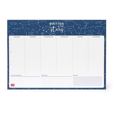 Smart Week - Desk Planner