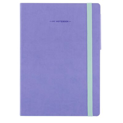 Large Notebook - Plain Paper