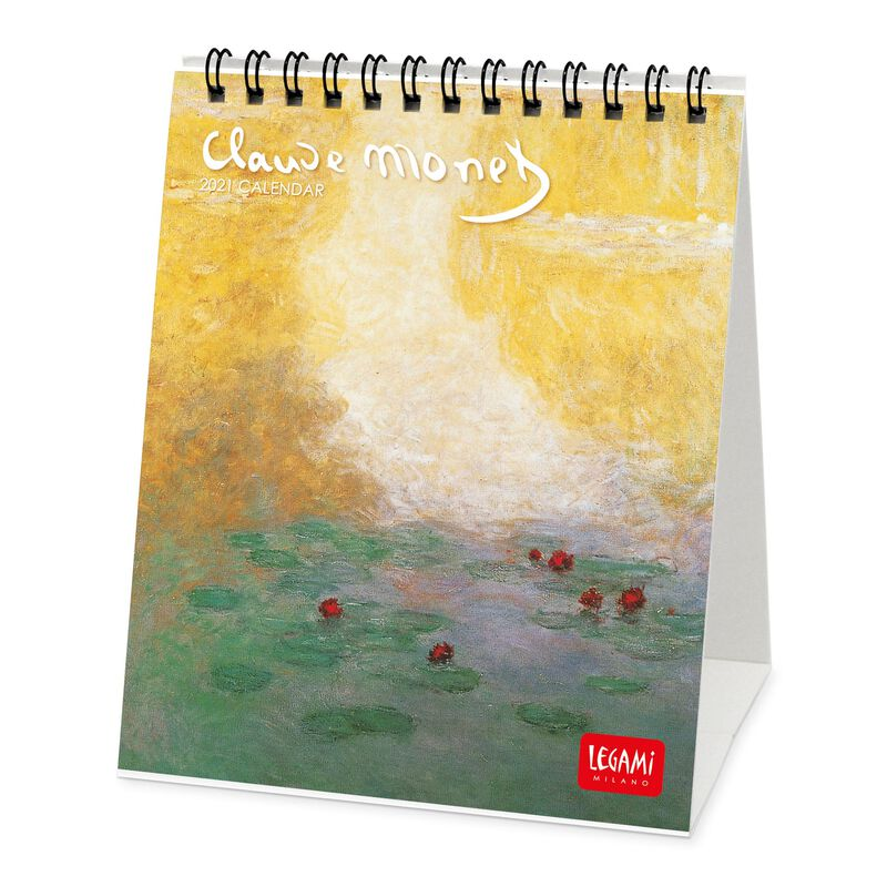 Calendario da Tavolo 2021   12x14.5 Cm MO| Legami.com