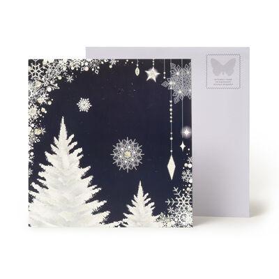 Biglietto Pop Up di Natale - Large