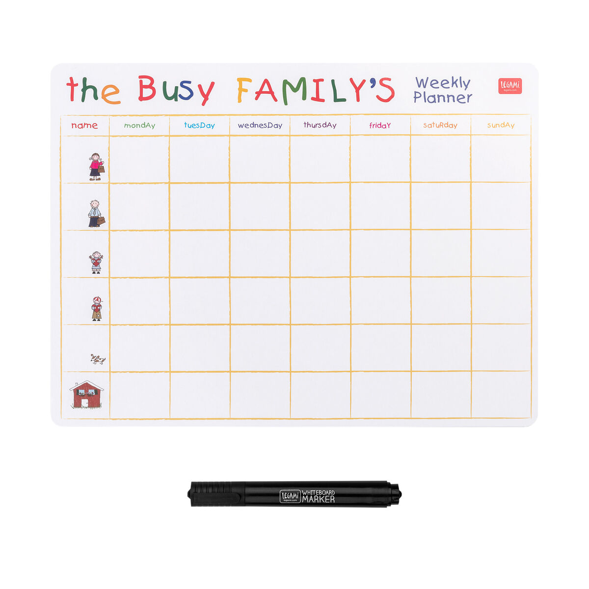 Something To Remember - Magnetic Whiteboard, , zoom